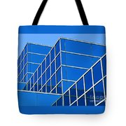 Boldly Blue Tote Bag