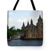 Boldt Castle Powerhouse Tote Bag