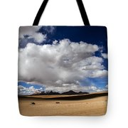 Bolivia Cloud Valley Tote Bag