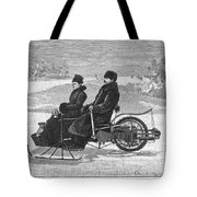 Bollee Carriage, 1898 Tote Bag