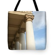 Bolshoi Theatre In Moscow Tote Bag