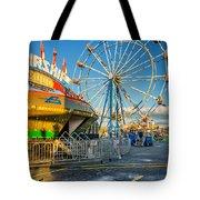 Bolton Fall Fair 3 Tote Bag