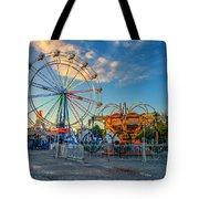Bolton Fall Fair 4 Tote Bag
