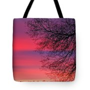 Bolton Sunset Tote Bag