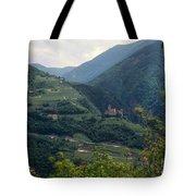Bolzano Castle Tote Bag