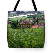 Bolzano Vineyard  Tote Bag