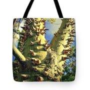 Bombacaceae - Floss Silk Tree - Chorisia Speciosa Hawaii Tote Bag