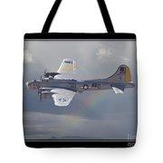 Bomber Tote Bag