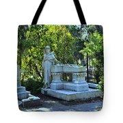 Bonaventure Cemetery 2 Tote Bag