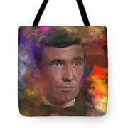 Bond - James Bond 2 - Square Version Tote Bag