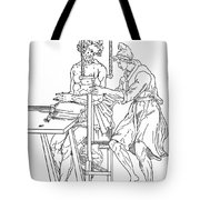 Bone Fracture Repair Tote Bag