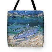 Bonefish Flats In002 Tote Bag