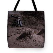 Bones At Mud Pot Area I I Tote Bag