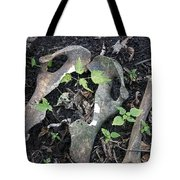 Bones On The Forest Floor Tote Bag