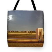Bonfire Memorial Tote Bag