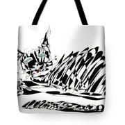 Bonifacy Cat Tote Bag