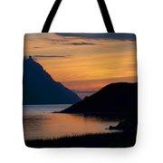 Bonne Bay Sunset Tote Bag