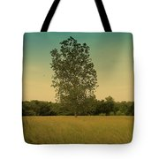 Bonner Springs Tree  Tote Bag