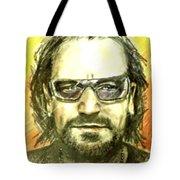 Bono - U2 Tote Bag