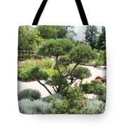 Bonsai In The Park Tote Bag