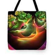 Bonsai Tote Bag by Kim Sy Ok