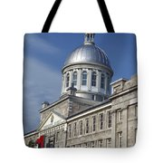 Bonsecours Market Montreal Tote Bag