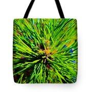 Bonzi Pine Tote Bag