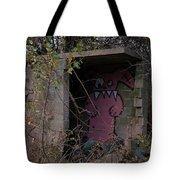 Boogie Monster Graffiti Tote Bag