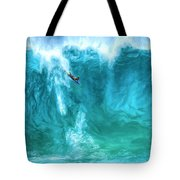 Boogie On Down Tote Bag