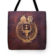 Book Cover Tote Bag
