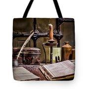 Book Keeper Tote Bag