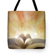 Book Love Tote Bag by Les Cunliffe