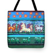 Book Of Hours Tote Bag