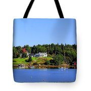 Booth Bay Tote Bag