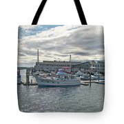 Boothbay Harbor 0231 Tote Bag