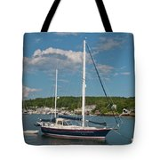 Boothbay Harbor 1390 Tote Bag