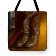Boots Not Made For Walking Tote Bag