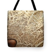 Boots On Wood Tote Bag