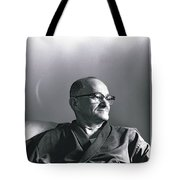 Bop's Halo Tote Bag by Rory Sagner