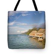 Bora Bora Rainbow Tote Bag