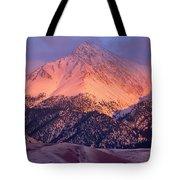 Borah Peak  Tote Bag