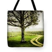Bordeaux Vineyard Tote Bag