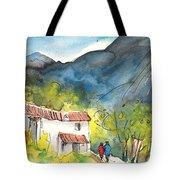 Borgo In Italy 01 Tote Bag