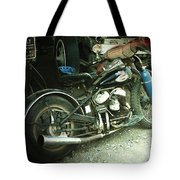 Born In The Usa Tote Bag
