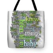 Born To Run Tote Bag by Scott Norris