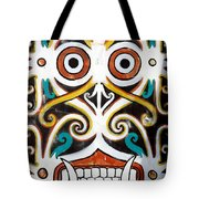 Borneo Shield Ornaments  Tote Bag