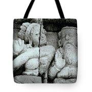 Borobudur Apsara Dancer Tote Bag