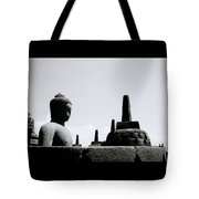 The Contemplation Of The Buddha Tote Bag