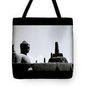 The Meditation Of The Buddha Tote Bag