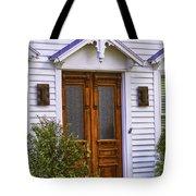 Borough Door Tote Bag